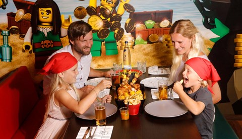 LEGOLAND Feriendorf Piratentaverne