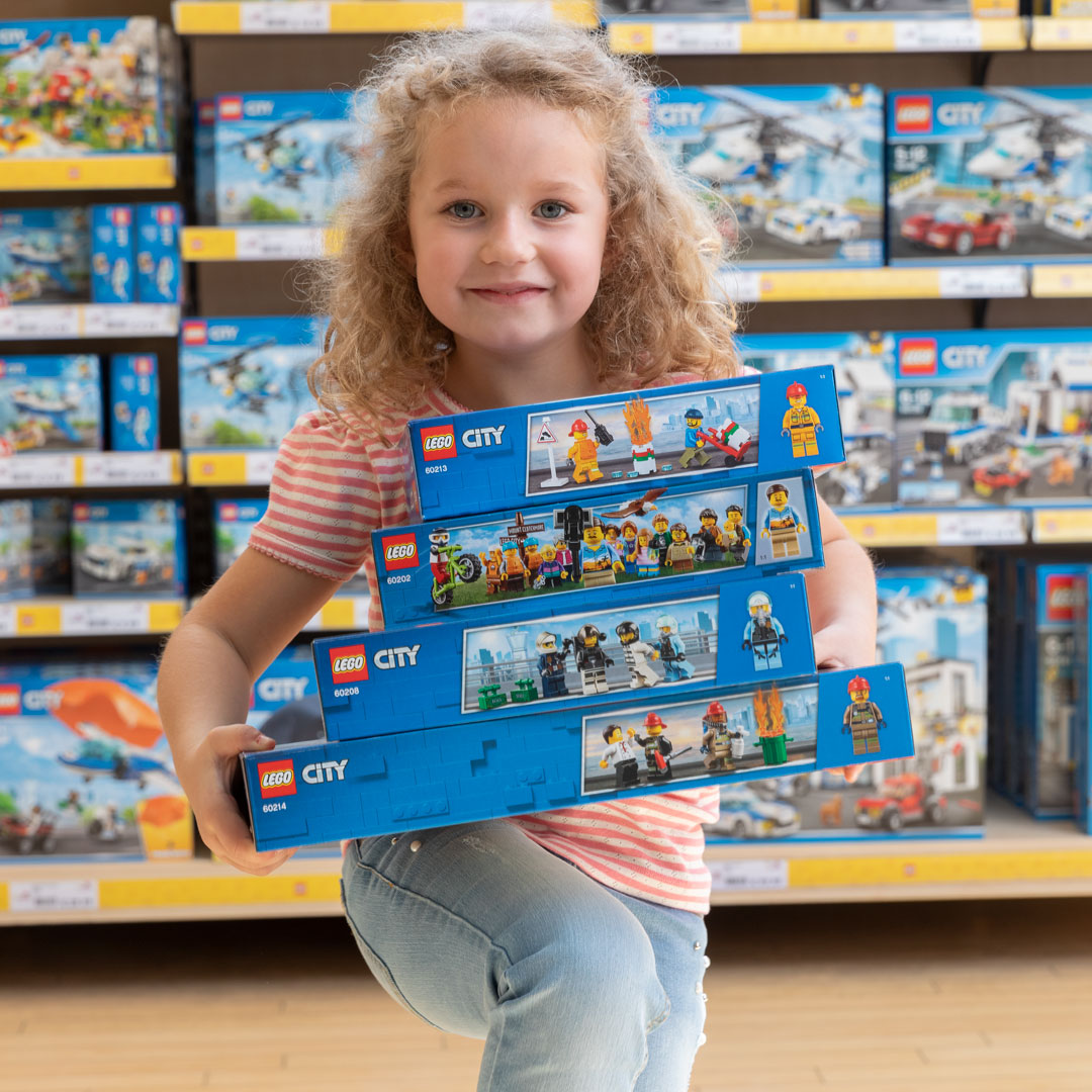 LEGOLAND City Shop