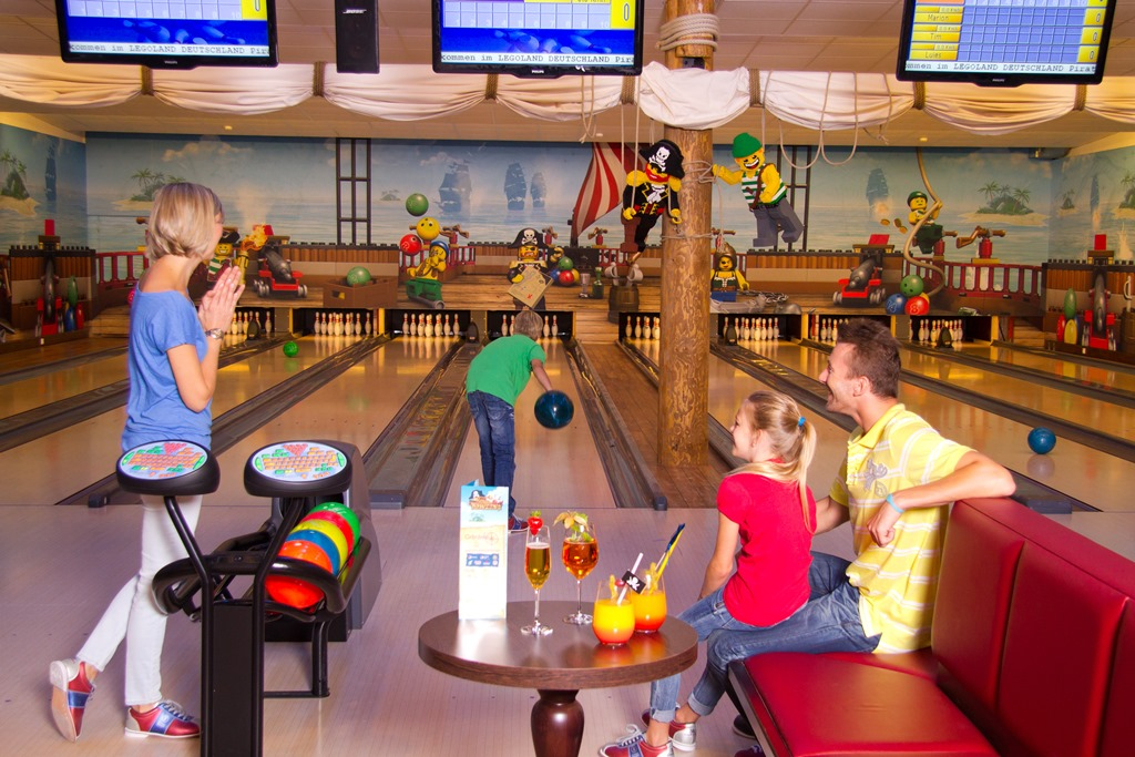 LEGOLAND Piraten Bowling