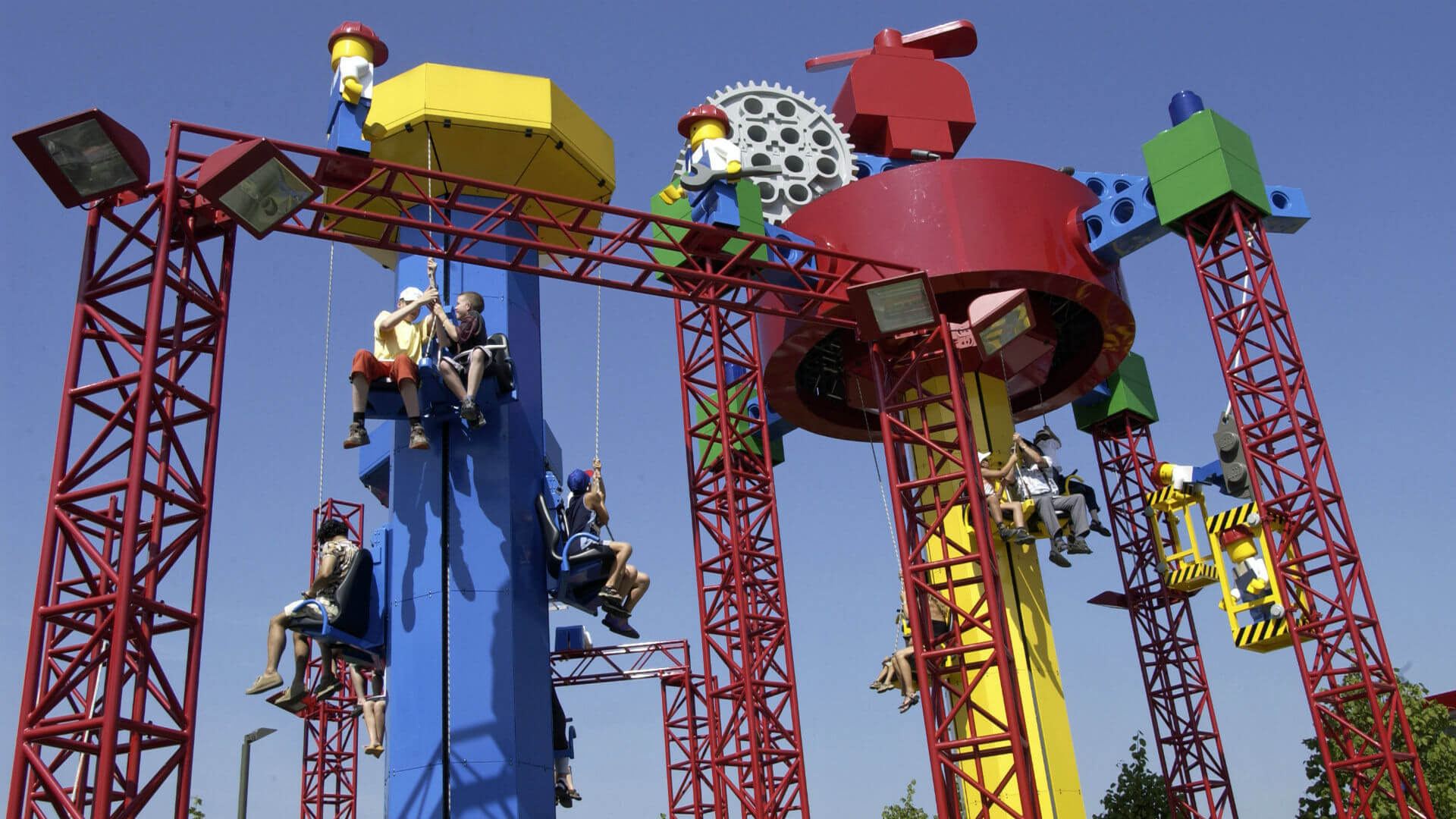 LEGOLAND Kids Power Tower